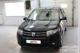 Dacia Logan 2016 – Tempomat beszerelés