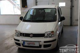 Fiat Panda 2012 – Tempomat beszerelés