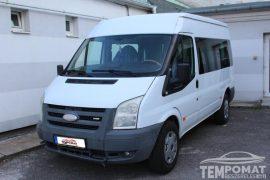 Ford Transit 2008 – Tempomat beszerelés