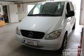 Mercedes-Benz Vito (W639) 2007 – Tempomat beszerelés