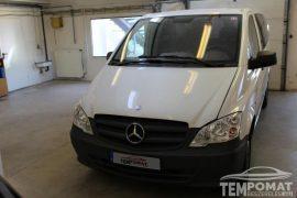Mercedes-Benz Vito (W639) 2011 – Tempomat beszerelés