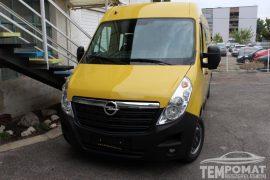 Opel Movano 2018 – Tempomat beszerelés