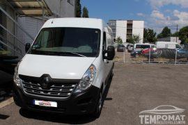 Renault Master 2014 – Tempomat beszerelés