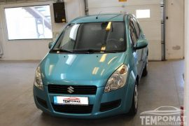 Suzuki Splash 2008 – Tempomat beszerelés