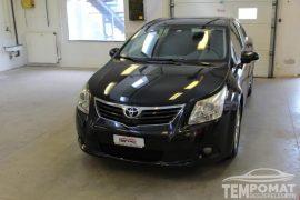 Toyota Avensis 2011 – Tempomat beszerelés