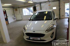 Ford Fiesta 2018 – Tempomat beszerelés