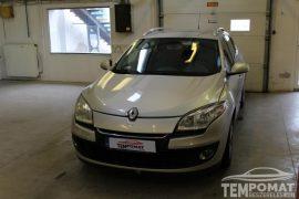 Renault Megane 2013 – Tempomat beszerelés