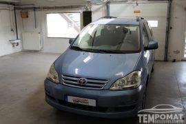 Toyota Avensis Verso 2004 – Tempomat beszerelés