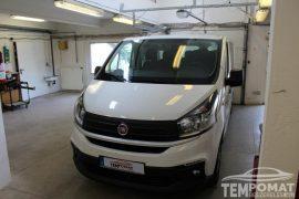 Fiat Talento 2017 – Tempomat beszerelés