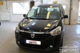 Dacia Lodgy 2013 – Tempomat beszerelés
