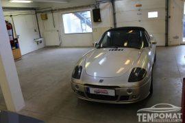 Fiat Barchetta 2001 – Tempomat beszerelés