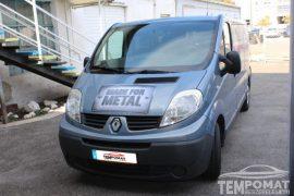 Renault Trafic 2012 – Tempomat beszerelés