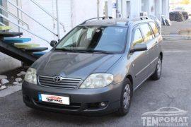 Toyota Corolla 2005 – Tempomat beszerelés