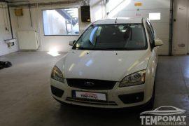 Ford Focus 2007 – Tempomat beszerelés