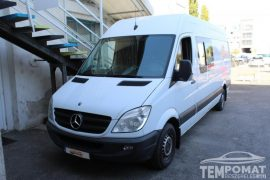 Mercedes-Benz Sprinter (906) 2012 – Cruise control installation