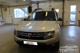 Dacia Duster 2014 – Tempomat beszerelés