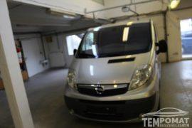 Opel Vivaro 2012 – Tempomat beszerelés