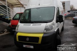 Fiat Ducato 2012 – Tempomat beszerelés