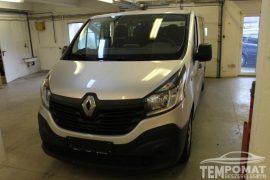 Renault Trafic 2016 – Tempomat beszerelés