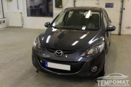 Mazda 2 2013 – Tempomat beszerelés