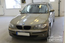 BMW 1 (E87) 2005 – Tempomat beszerelés (AP900Ci, CM35)