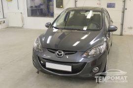 Mazda 2 2013 – Tempomat beszerelés (AP900)
