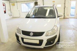 Suzuki SX4 2014 – Tempomat beszerelés
