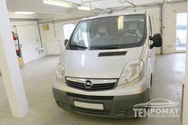 Opel Vivaro 2012 – Tempomat beszerelés (AP900C)