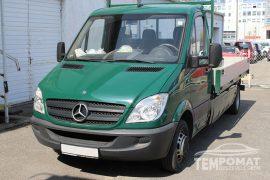 Mercedes-Benz Sprinter (906) 2008 – Tempomat beszerelés (AP900)