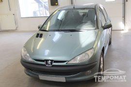 Peugeot 206  2001 – Tempomat beszerelés (AP900)