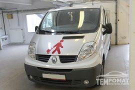 Renault Trafic 2008 – Tempomat beszerelés (AP900C)