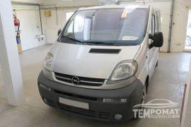 Opel Vivaro 2005 – Tempomat beszerelés (AP900)