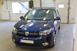 Dacia Logan 2018 – Tempomat beszerelés (AP900C)