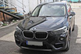 BMW X1 (F48) 2017 – Tempomat beszerelés (AP900Ci)
