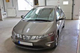 Honda Civic 2007 – Tempomat beszerelés (AP900)