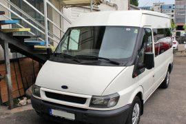 Ford Transit 2004 – Tempomat beszerelés