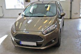 Ford Fiesta 2014 – Tempomat beszerelés (AP900C)