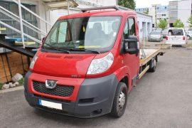 Peugeot Boxer 2011 – Tempomat beszerelés (AP900Ci)