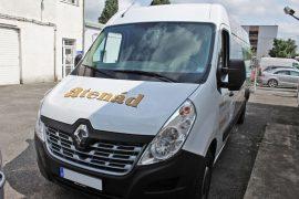 Renault Master 2018 – Tempomat beszerelés (AP900Ci)