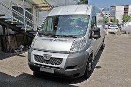Peugeot Boxer 2013 – Tempomat beszerlés (AP900Ci)