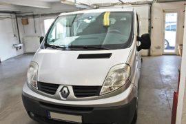 Renault Trafic 2007 – Tempomat beszerelés (AP900)