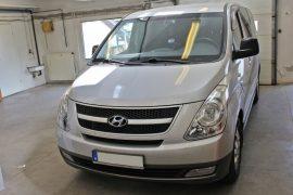 Hyundai H1 2008 – Tempomat beszerelés (AP900C)