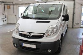 Opel Vivaro 2013 – Tempomat beszerelés (AP900C)
