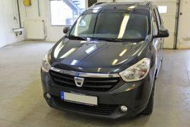 Dacia Dokker 2012 – Tempomat beszerelés (AP900C)