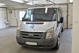 Ford Transit 2008 – Tempomat beszerelés (AP900C)
