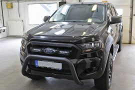 Ford Ranger 2017 – Tempomat beszerelés (AP900Ci)