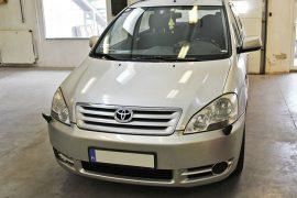 Toyota Avensis Verso 2004 – Tempomat beszerelés (AP900)