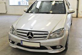 Mercedes-Benz C-osztály (W204) 2008 – Tempomat beszerelés (AP900Ci)