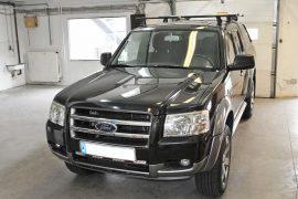 Ford Ranger 2007 – Tempomat beszerelés (AP900)