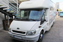 Ford Transit 2005 lakóautó – Tempomat beszerelés (AP900)